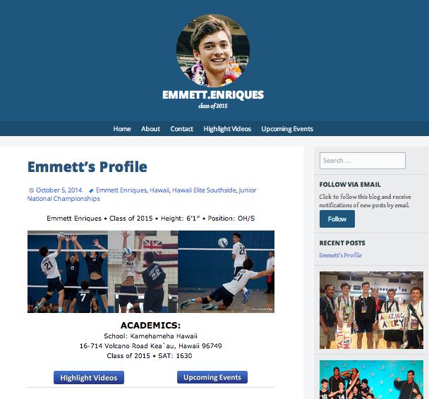 SAC Sample site- E.Enriques