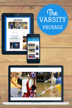 Varsity Website Package