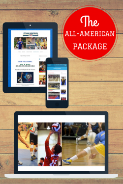 All-American Website Package