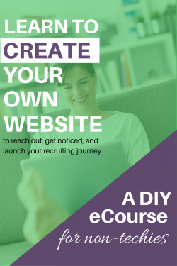 Create Your Own Website – eCourse Coming Soon