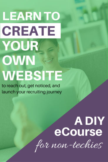 DIY website ecourse thumbnail
