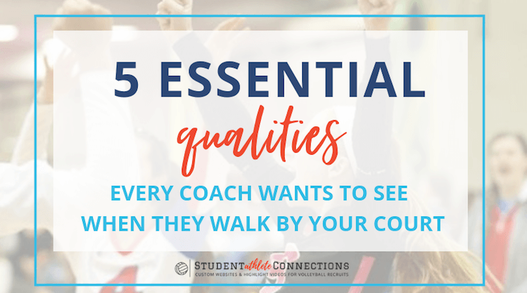 5 qualities coaches want