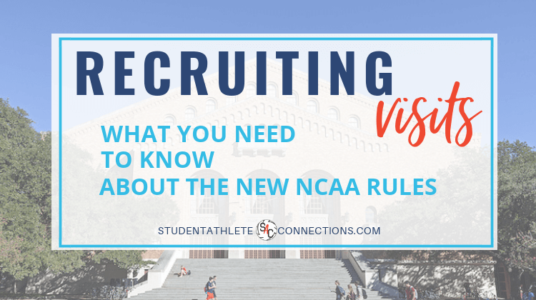 Recruiting visits -learn the new ncaa volleyball rules