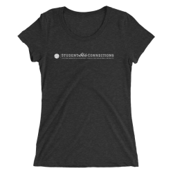 Student Athlete Connections | Ladies' short sleeve t-shirt