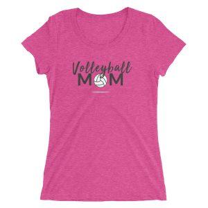 Volleyball Mom | Ladies' short sleeve t-shirt