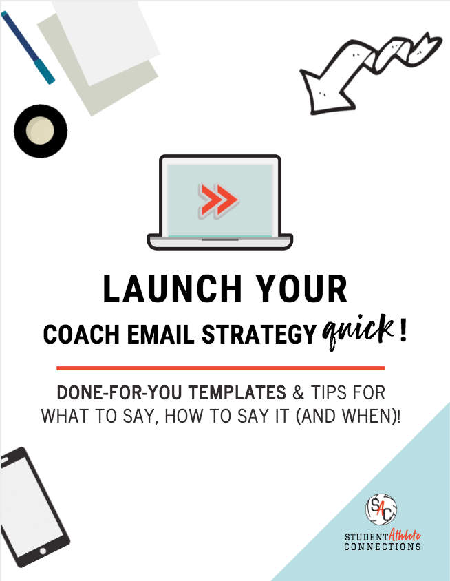 coach email templates cover