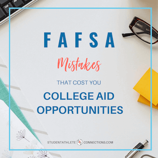 FAFSA mistakes square feat