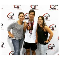 yogi family at scva classic volleyball recruiting tournament 2015