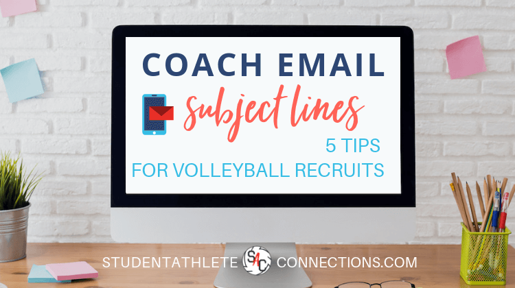 coach email subject lines
