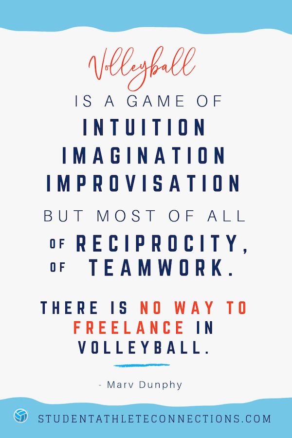 volleyball motivation quotes no freelancing
