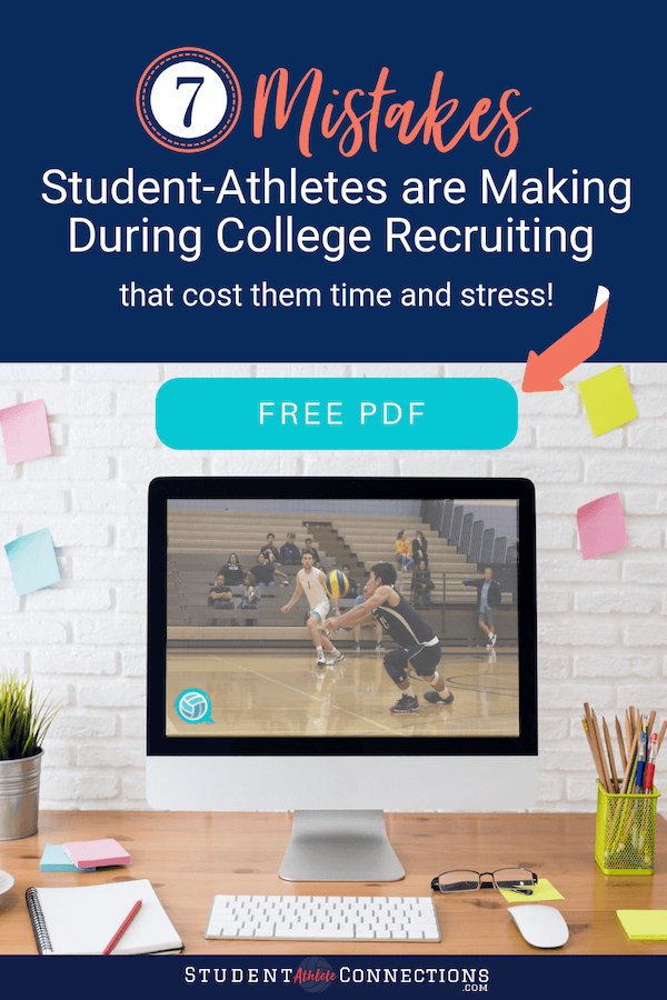 7 recruiting mistakes you might be making as a student athlete