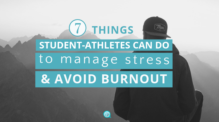 student athlete stress