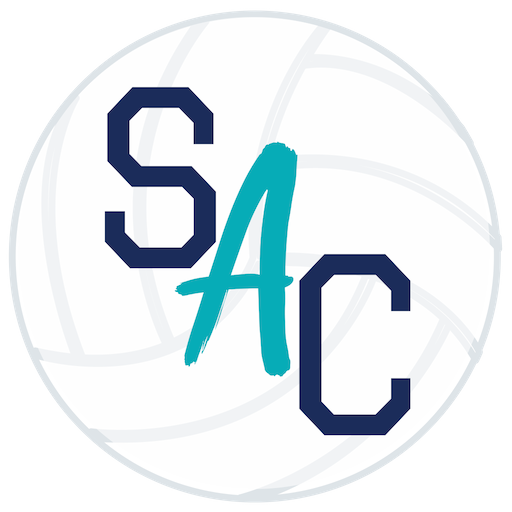SAC-logo ball teal